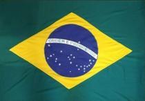 Bandeira Do Brasil 3 Panos - Jc Bandeiras