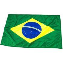 Bandeira do Brasil - 90cm x 60cm - Extra Festas