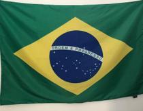 Bandeira Do Brasil Grande Dupla Face (85x125) - Mega Joww