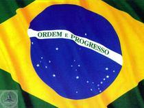 Bandeira do brasil oficial - And.Band