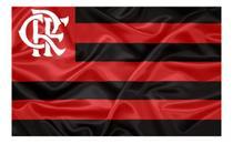 Bandeira Do Flamengo Tamanho 2 Panos 90 X 128 Cm - Jc Bandeiras
