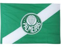Bandeira Oficial - 3 Panos 1,92 X 1,35 Cm Palmeiras - Jc Bandeiras