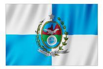 Bandeira Oficial Do Estado Do Rio De Janeiro 2 Panos - Jc Bandeiras