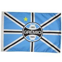 Bandeira Oficial Licenciada Grêmio 2 Panos - Jc Bandeiras