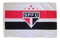 Bandeira Oficial São Paulo - 1,30 X 0,90 Cm - Jc Sartori