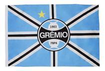 Bandeira Oficial - Torcedor 1,20 X 0,80 Cm. Grêmio - Bc Sartori
