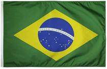 Bandeira Oficial Tradicional - 1,60 X 1,12 Cm. Brasil - Bc Sartori