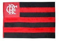 Bandeira Oficial - Tradicional 1,95 X 1,35 Cm. Flamengo - Jc Bandeiras