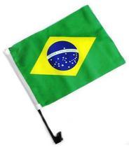 Bandeira Para Carro Brasil - Mitraud