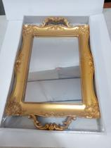 Bandeja decorativa espelhada - Imporiente