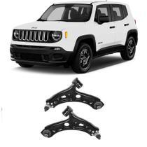 Bandeja Jeep Renegade 4x2 Dianteira (2015 Até 2019)  Flex Automotive O Par -