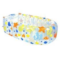 Banheira Infantil Piscina Inflável Nemo New Cristal 0 A 6 Meses Burigotto -