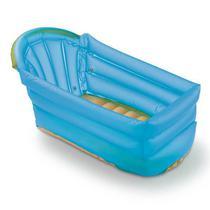 Banheira Inflável Bath Buddy Azul Multikids- BB173 - Multilaser