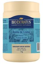 Banho De Creme Neutro Proteínas Do Leite Bio Extratus 1 Kg -