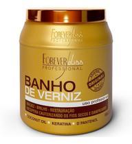 Banho De Verniz Hidratante Forever Liss 1000g -