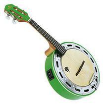 Banjo Madeira Verde Elétrico Marquês BAJ88VDEQ + Acessórios - Marques
