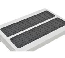 Banqueta Escada 2 Degraus 100 Kg - Metalmix