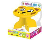 Banquinho de Madeira Animal Kids Tigre 963 - Junges -