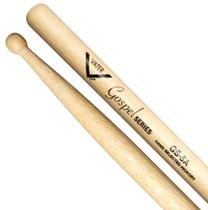 Baqueta Vater Gospel 5A VGS5AW (Padrão 5A) Extra Comprida Made in USA -