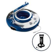 Bar Cooler Inflável Flutuante Intex 15 Litros + Bomba Inflar -