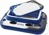 Bar Flutuante Inflavel Intex 1.22m 58821 - Intex -