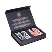 Baralho para Poker WSOP Estojo Duplo Edição Especial Copag -