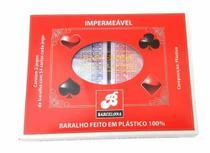 Baralho Plastificado Barcelona -