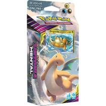 Baralho pokemon sl11 starter deck sintonia mental dragonite - Copag
