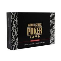Baralho WSOP Estojo Duplo Edição Especial - Copag -