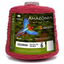 Barbante Amazônia São João n06 2kg Colorido -