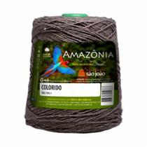 Barbante Amazônia São João n06 600g Colorido -