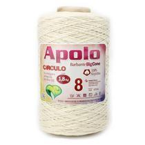 Barbante Apolo Cru Nº8 1,8kg Círculo - Circulo