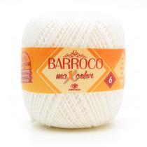 Barbante Barroco MaxColor nº06 200g - Círculo