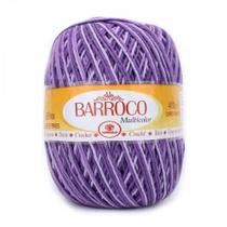 Barbante barroco multicolor 200g - 226m cor 9563 vinhedo - un