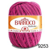 Barbante Barroco Multicolor 200g COR 9253- Círculo