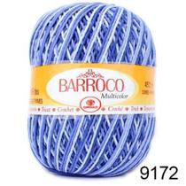 Barbante Barroco Multicolor 400gms.452mts. Cor 9172 unid. - Circulo