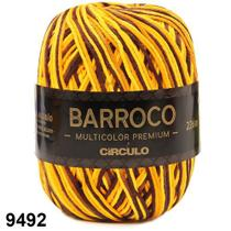 Barbante Barroco Multicolor Premium 400g - Circulo