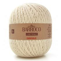Barbante Barroco Natural 700g - Círculo
