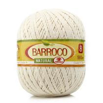 Barbante Barroco Natural Crú 700g 4/8 - Círculo - Circulo