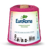 Barbante Color 4/8 457M 600G Pink 550 Euroroma -