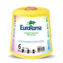 Barbante Colorido Euroroma 4/6 - 600g -