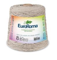 Barbante Colorido Nº8 C/ 1kg Euroroma - Caqui -