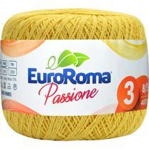 Barbante Colorido Passione 150G 8/5F.396M Ouro - Euroroma