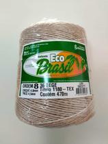 BARBANTE ECO BRASIL 8 (700g) - COR 36 BEGE - Soberano