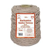 Barbante Ecológico Santa Tereza BCM Spesso Colorido 24 Fios - 003 - Caramelo - Barbantes Santa Tereza