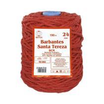 Barbante Ecológico Santa Tereza BCM Spesso Colorido 24 Fios - 008 - Vermelho - Barbantes Santa Tereza