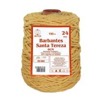 Barbante Ecológico Santa Tereza BCM Spesso Colorido 24 Fios - 111 - Amarelo Ouro - Barbantes Santa Tereza