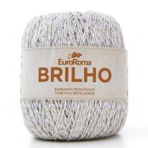 Barbante EuroRoma Brilho 400g nº6 -