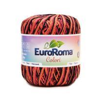 Barbante EuroRoma Colori nº4 200g - Ameixa - Eurofios