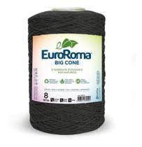 Barbante Euroroma Colorido 1,8Kg N8 Eurofios 3 UNIDADES CHUMBO -